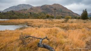Glenfinnan monument (oktober)